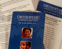 Orthopedic Associates Brochure