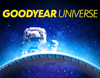 Goodyear Colombia - Social media