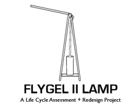 Flygel II Lamp / Life Cycle Assessment