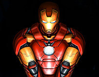 Iron Man - Give 'em the light
