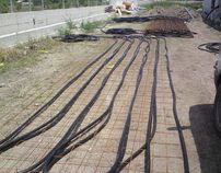 GEOTHERMAL APPLICATION 100KW INDUSTRIAL BUILDING