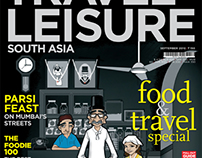 cover for Travel+Leisure