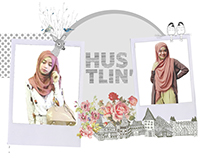 Hijab Collage