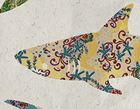 Shark Designs & Patterns