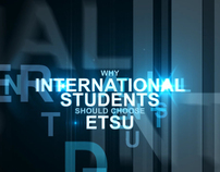 Why International Students Should Choose ETSU