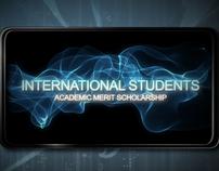 ETSU International Student Scholarships