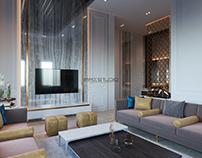 Contemporary Living Area - CP001