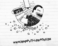 Happytilldeath.com - The Comics