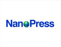 NanoPress iPad App