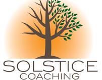 Solstice Coaching Logo & Branding