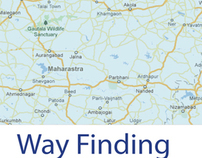 Way finding in India - Contextual enquiry