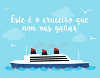 Este é o cruceiro que non vas gañar