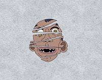 "Animated Sticker no:1 ""Sliced!"""