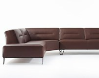 NEVADA modular sofa for Durlet