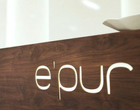 e'pur Wien - photos of the salon