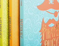 Ology Book Jacket Redesgin