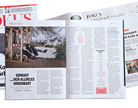 News magazine Fokus