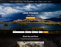 Web - Peru Traces