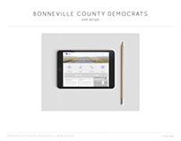 Bonneville County Democrats | Website Design