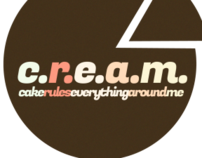 cream: an illustrated hip-hop bakery
