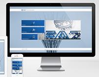 FAZ Technology // Web design //