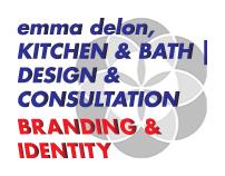 emma delon, Branding & Identity