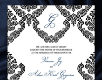 Classic & Traditional Wedding Invitations