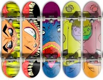 skateboards design