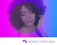Logo Design for Mendez Boutique