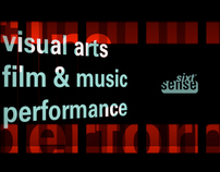 visual arts showreel sixt sense