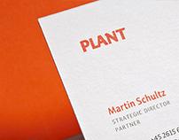 Plant - Corporate Identity