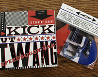 Speedbuggy USA - Kick Out The Twang CD