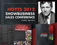 Hoyts Showbusiness Sales Conference