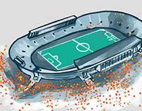 Stadium Illographic Element