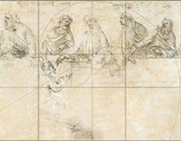 Leonardo Da Vinci's Last Supper Mathematical Case Study