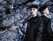 WAX AW16 - HEX Clothing Campaign