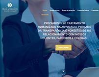 Site Brasil e Abramides Advogados