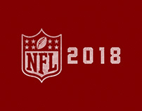 NFL Network Motion Graphics 2018 Case Study