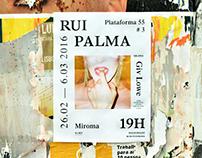 Plataforma 55 #3 - Rui Palma