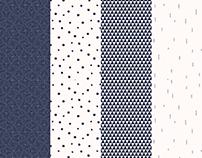 Minimal Pattern Designs