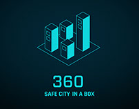 Safe City - Web and App