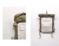 Paca Hammock Backpack - Tijs Studio