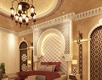 Master Bedroom (Arabic style)