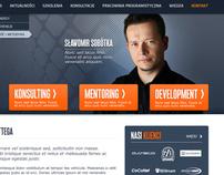 Bottega IT Solutions website