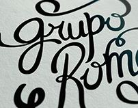 Grupo Roma - Diseño de Logo