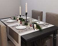 IKEA SET 3D MODEL