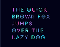SPLIT Typeface