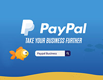 """PayPal """"Fish Bowl"""""""