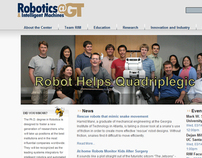 Robotics & Intelligent Machines Website