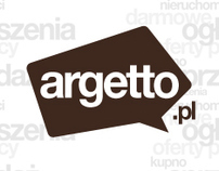 Argetto / Site / Logotype